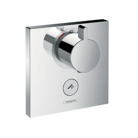 f r i t z haustechnik gmbh hansgrohe showerselect thermostat. Black Bedroom Furniture Sets. Home Design Ideas
