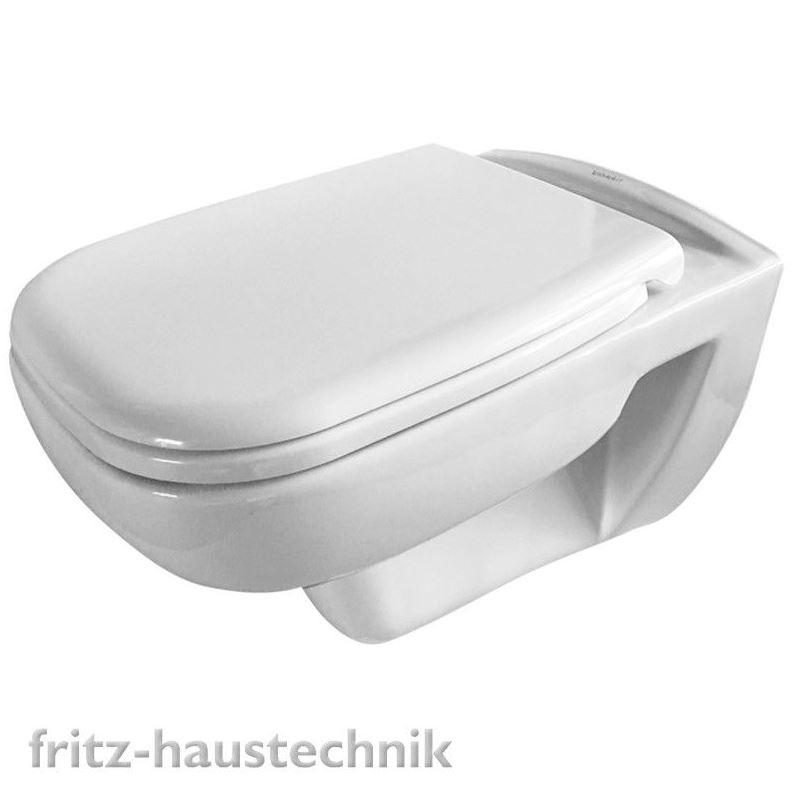 Fritz Haustechnik f r i t z haustechnik gmbh duravit d code tiefspül wand wc